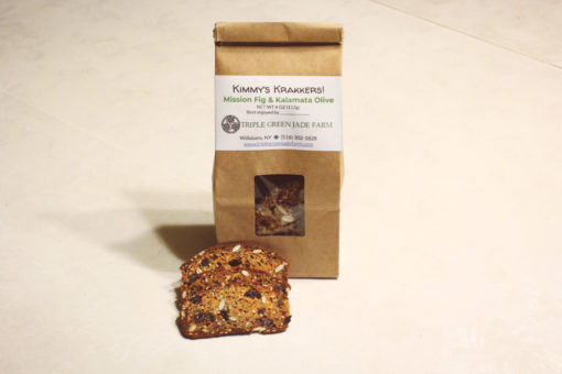 Kimmy's Krakkers – Mission Fig & Kalamata Olive