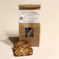 Kimmy's Krakkers - Dried Fruit, Hazelnut & Rosemary