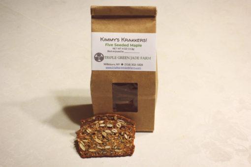 Kimmy's Krakkers - Five Seeded Maple