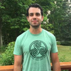 Triple Green Jade Farm T-Shirt