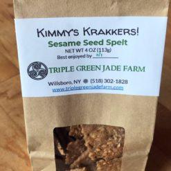 Sesame-Spelt-Kimmys-Krakkers-Package