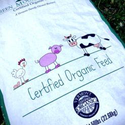 Certified Organic Feed