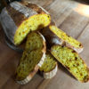 Tumeric Fennel Black Pepper Sourdough