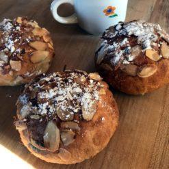 cranberry-coconut-almond-buns