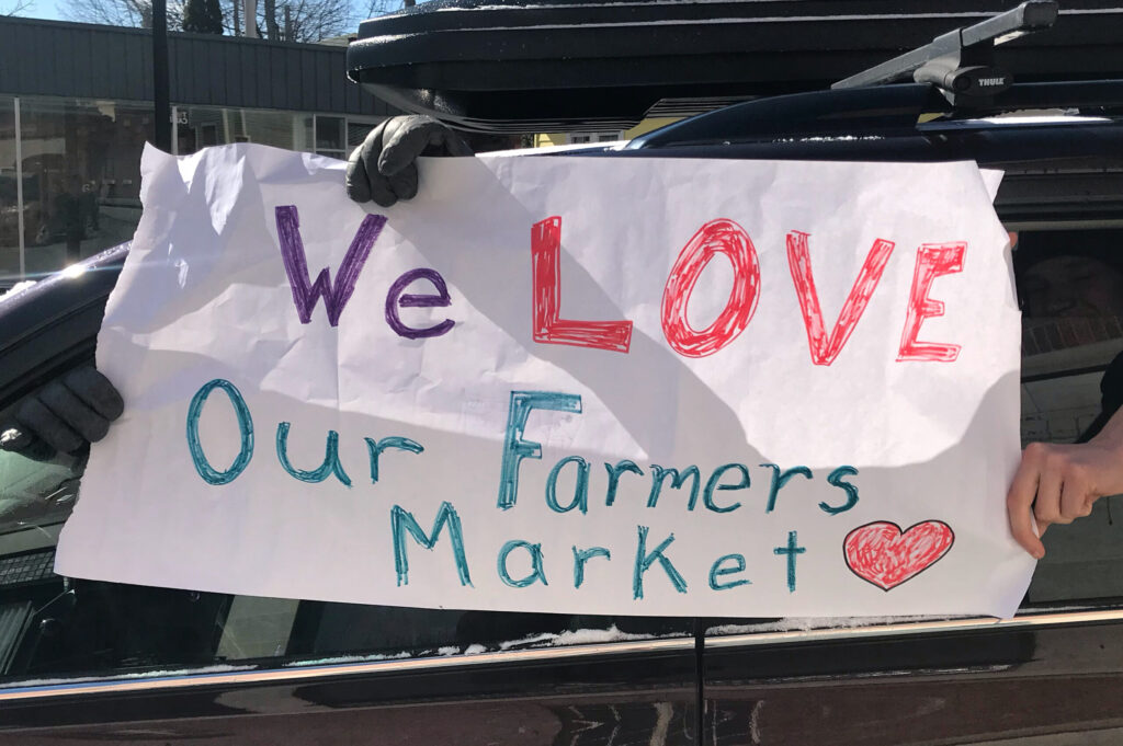 We Love our Farmers Market
