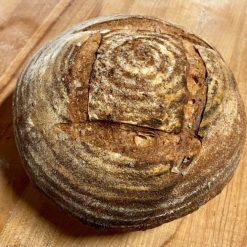 whole grain rye bread